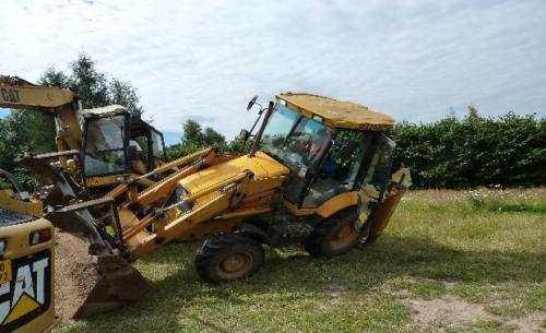 Zemní práce - Terénní úpravy